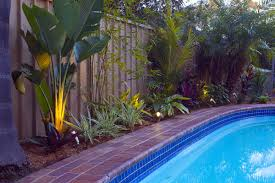 Small Picture Project Showing Resort Style Garden Design With Swimming Pool
