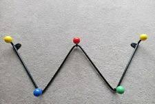 Atomic Coat Rack Atomic Coat Rack Sputnik Designed by Osvaldo by 100Orangestreet 87