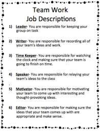 Interesting Jobs List Group Job Descriptions