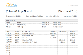 fee receipt format student fees invoice template dotxes