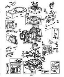 briggs and stratton wiring diagram 12hp images briggs stratton engine parts breakdown owners manual