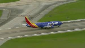 southwest airlines flying out of bush