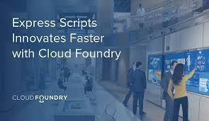 Express Scripts Customer Service Express Scripts Innovates Faster With Cloud Foundry