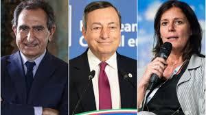 Rai, Draghi sceglie due nomi lontani dai partiti: Carlo Fuortes e Marinella  Soldi per il Cda - Il Riformista