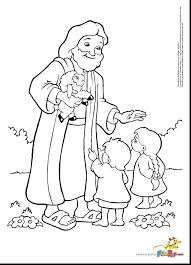 Coloring Page Jesus Loves The Little Children Coloring Page Glum Ruva