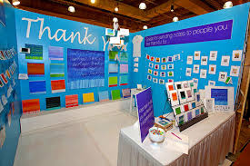 Free Standing Display Boards For Trade Shows Manny Stone Decorators Trade Show Tips and Ideas 49