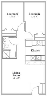 two bedroom option b