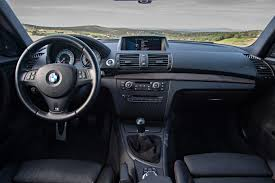 BMW 1 Series M Coupe interior - Motor Trend