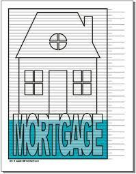 Mortgage Payoff Chart Printable Mortgage