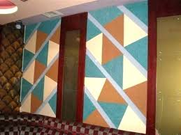 sound panels diy decorative absorbing