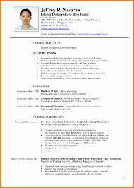 Resume Sample Pdf Philippines Professional Resume Templates