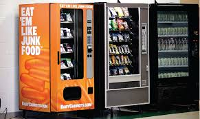 Healthy Vending Machines Toronto Stunning Vending Machine This Is Not ADVERTISING