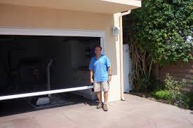 garage door screens retractableRetractable Garage Door Screen Picture   Design of Retractable