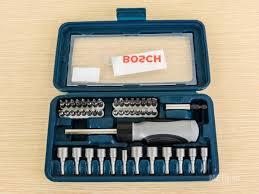Bộ vặn vít đa năng Bosch 46 chi tiết 2607019504 (2607017399) - META.vn