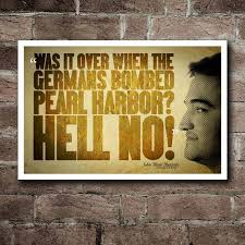 Animal House Quotes Simple Animal House BLUTO HELL NO Quote Poster Etsy