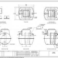 Marsh Ensign Sewage Treatment Plant 4 Person Tank