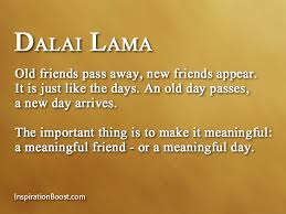 Meaningful Quotes About Friendship Awesome Dalai Lama Meaningful Quotes Inspiration Boost