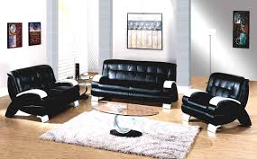 White Leather Living Room Furniture Ikea Bright Colors Chairs In Modern Home Living Room Furniture