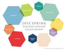 Pantone Color Chart 2013 Merry Monday Pantone Spring Color Shart Merryme Events