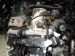 Toyota Diesel Turbo Engine
