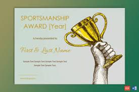 Award Certificate Templates For Microsoft Word Editable