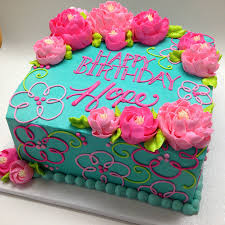 Bright Colors In Buttercream Cake That Are Cool Birthday Cake