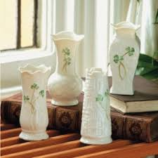 belleek s beautiful ornaments are some of the most beloved irish gifts in the world but the roots of ireland s most elegant parian china might surprise