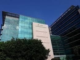 microsoft office building. Microsoft Hyderabad Building 3 - Office
