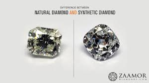 emerald rings differences between the real and synthetic. What Are The Difference Between Natural Diamond And Synthetic Diamond? | Zaamor Diamonds Blog Emerald Rings Differences Real E