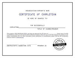 Fresh Ideas Sample Certification Letter Of Ojt Completion Archives