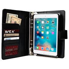 Portfolio Case For Apple Ipad Mini 4 Cooper Foldertab Executive