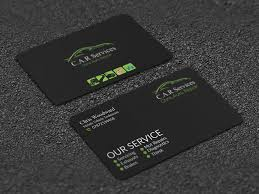 Mechanic Business Cards Lcshungkuen