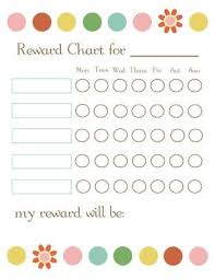 Chart Downloads Free Reward Chart All Things Simple Free Downloads Kids