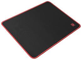 Купить <b>Коврик Defender Black M</b> (50560) черный / красный по ...