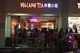 Volcano Tea House Santa Monica Westside Los Angeles Party Earth