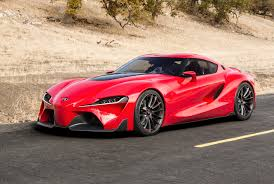 2018 toyota ft 1. delighful 2018 toyotaft1conceptsilverfrontthreequarter and 2018 toyota ft 1