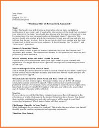 Research Proposal Format Luxury Research Proposal Apa Style Research