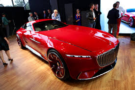 2018 maybach models. fine maybach vision mercedesmaybach 6 concept coupe allelectric powertrain hints at  future plans in 2018 maybach models