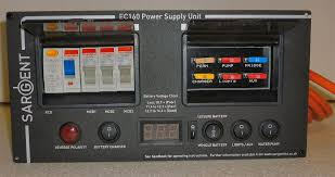 digital sargent ec power supply unit new digital sargent ec160 power supply unit
