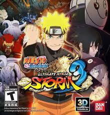 Ultimate Ninja Storm 3   Naruto games, Naruto shippuden, Naruto
