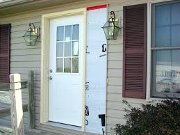 how to install front entry door with sidelights replacing glass panels entry sidelight lock intended for