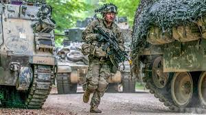 Light Infantry Tactics For Small Teams Should The Army Look At Creating Heavy Light Infantry