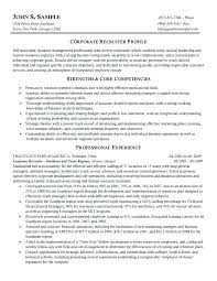 Physician Recruiter Resume Recruiter Resume Template Physician