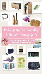 19 awesome eco friendly gift ideas for age s