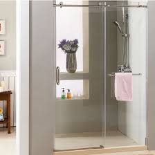 empire supreme 10mm 3 8 thick clear tempered glass frameless shower doors