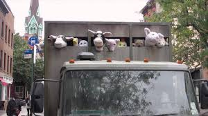 Banksy Truck Filled With Stuffed Animals - Business Insider