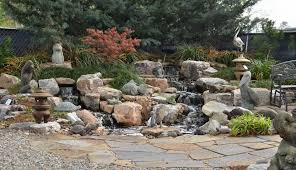 photo of stone garden wilmington nc united states pond inspiration