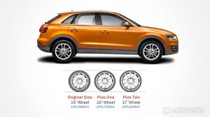 Car Tyre Chart How Tyre Size Affects Performance Carwale