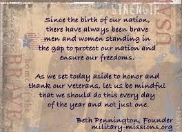 Happy Veterans Day 2016