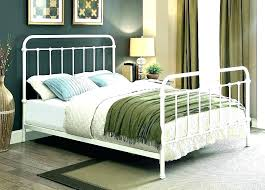 Vintage Wrought Iron Beds Full Size Bed Frame Rod Twin – pandagarden ...